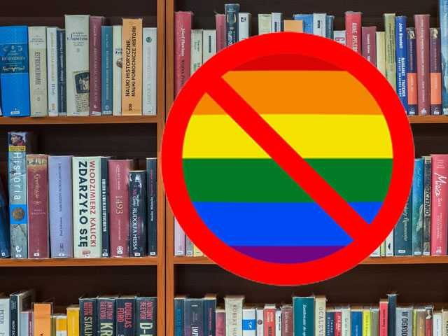 Utah Library Workers Told to Remove LGBTQ-Themed Displays