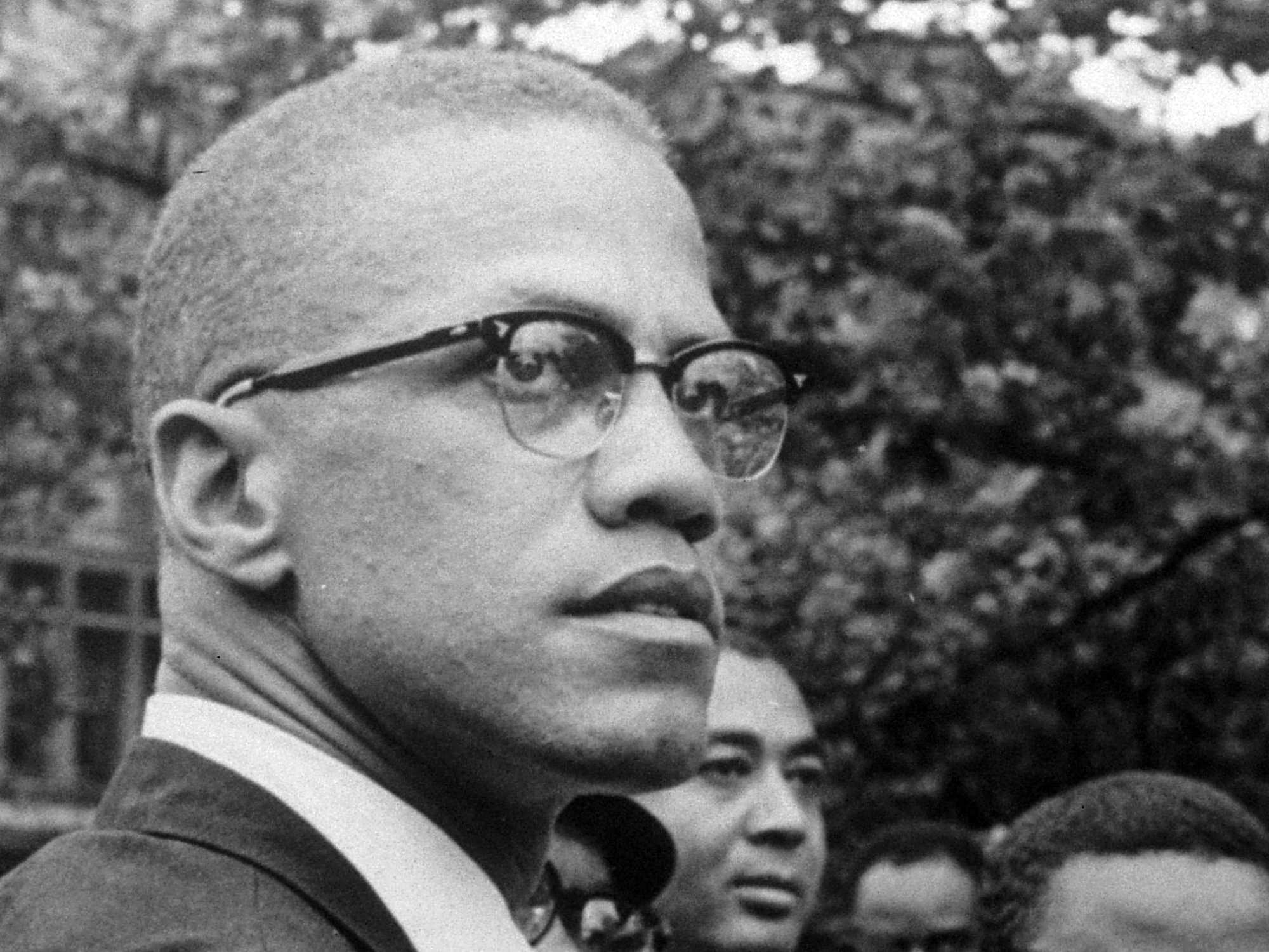 Unpublished Parts of Malcolm X's Autobiography Auctioned Off