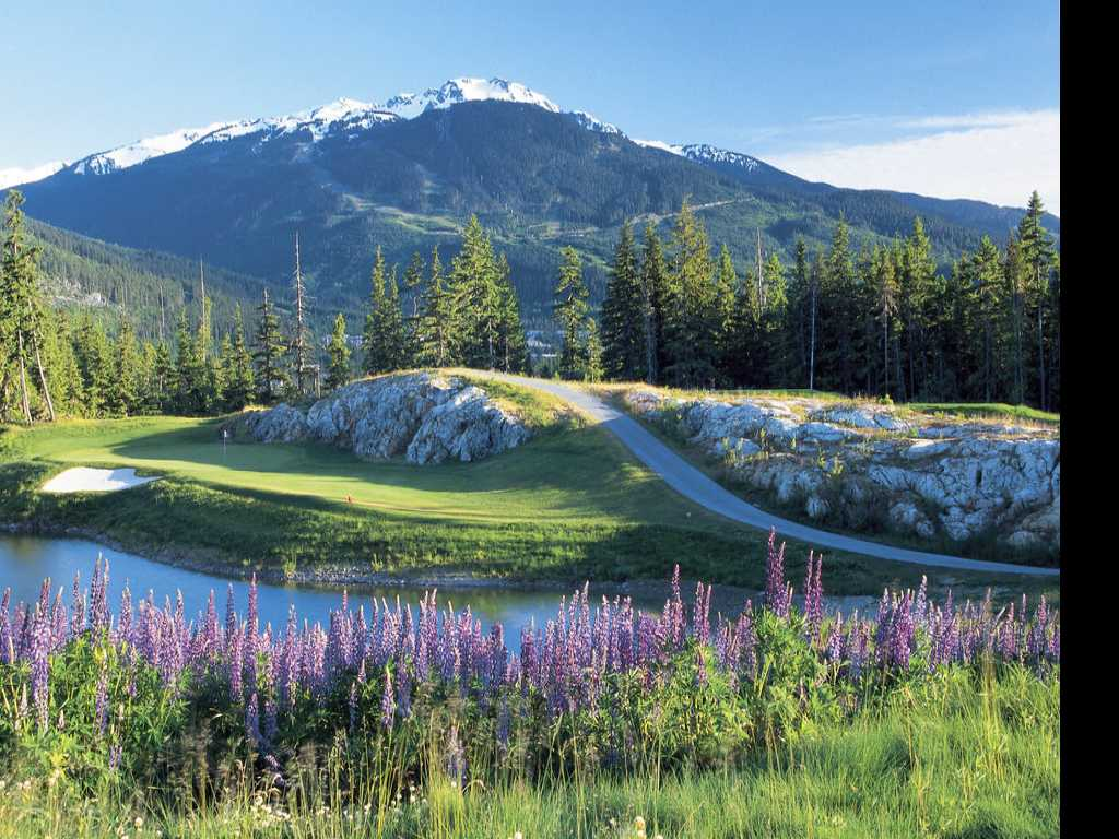 Whistler Developing a Reputation as a Golf Destination