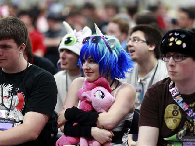 'My Little Pony' Fandom's BronyCon to End in 2019