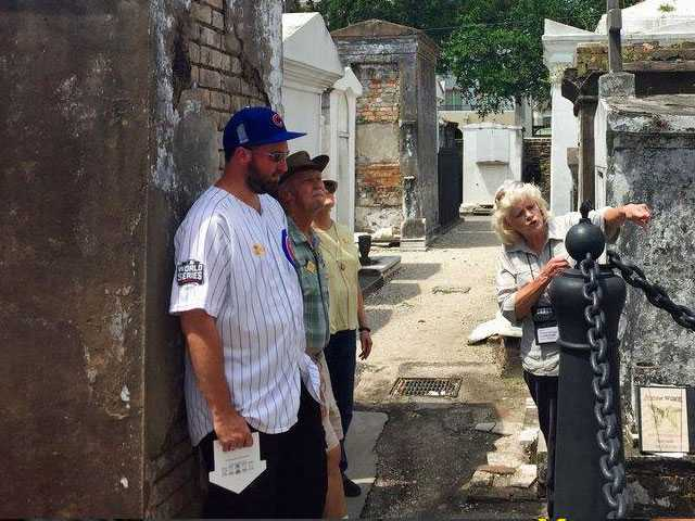 History, Hollywood & Voodoo: All in a New Orleans Cemetery