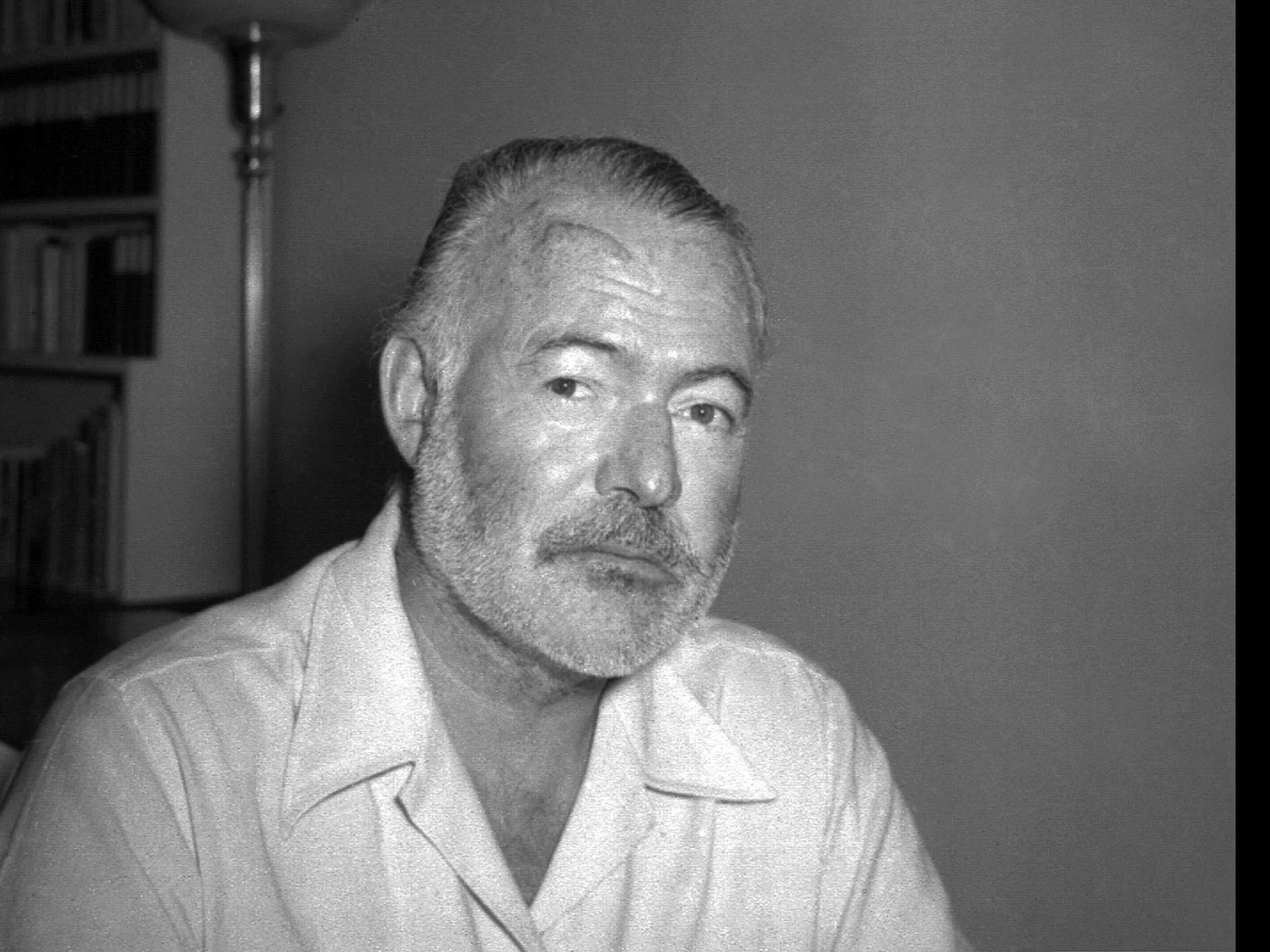 Hemingway Story from 1956 Published for First Time