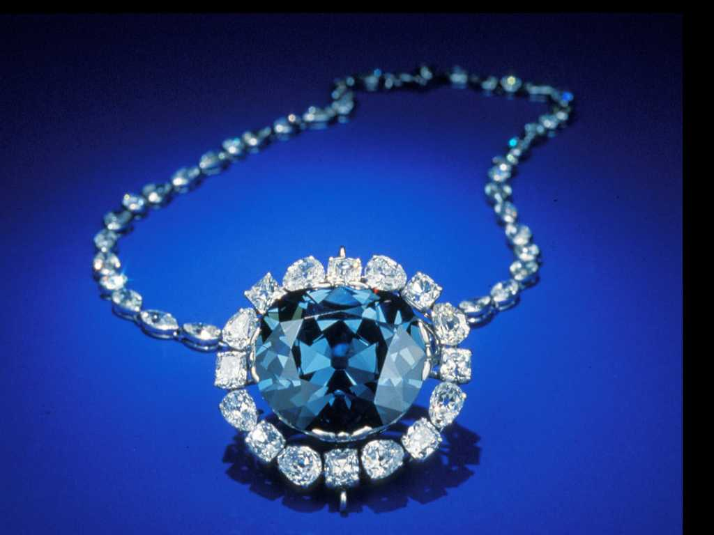 Where Do Rare Blue Diamonds Come From?