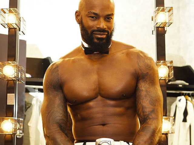 PopUps: After Kim Kardashian Tiff, Model Tyson Beckford Says He's Not Gay, Supports LGBTQ