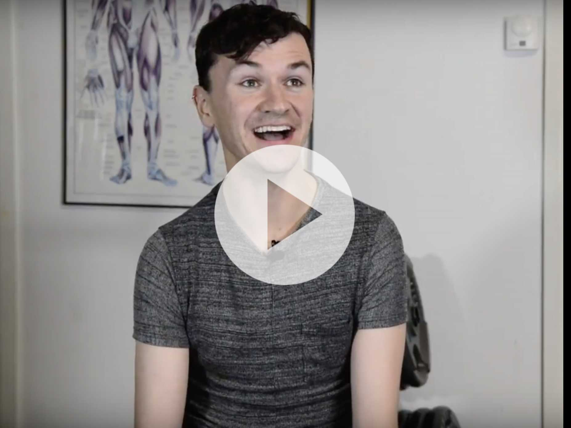 Watch: UK's Gay Fitness Challenge, Richard's Story