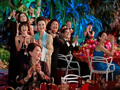 Review :: Crazy Rich Asians