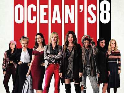 Review :: Ocean's 8