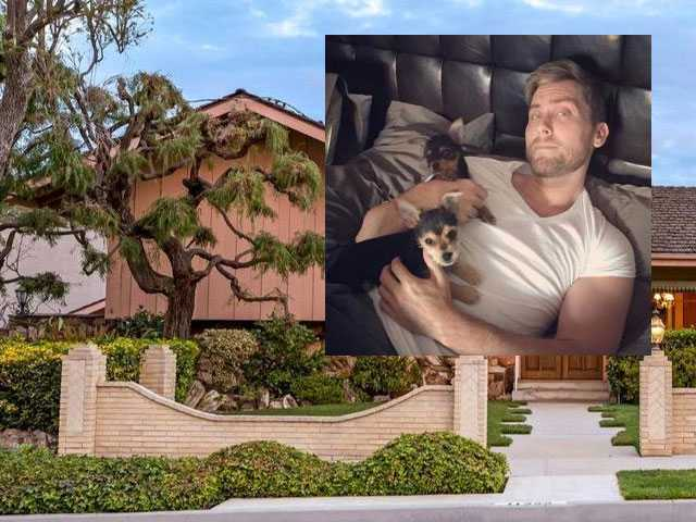 Lance Bass Tried to Buy Home Featured in 'Brady Bunch'