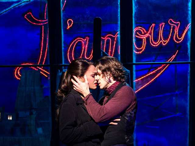 Review :: Moulin Rouge! The Musical