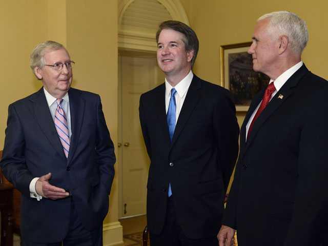 GOP Senators Rave about Kavanaugh; Dems Prepare to Grill Him