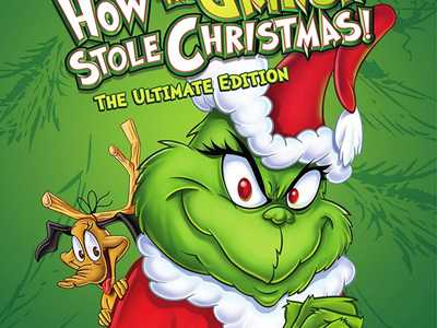 Review :: How The Grinch Stole Christmas! - Ultimate Edition