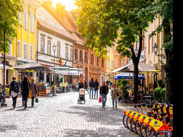 Lithuania Launches Sexy Tourism Ad Prior to Papal Visit
