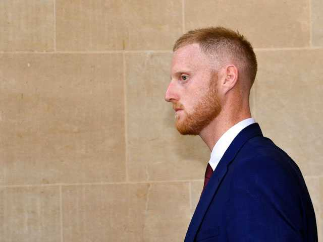 Trial: England Cricket Star Stokes Knocked Out Men in Street