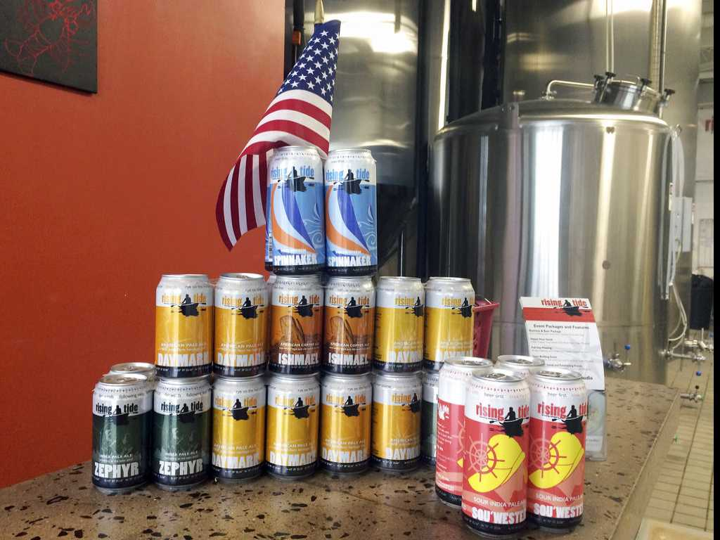 Beer-Hopping in New England