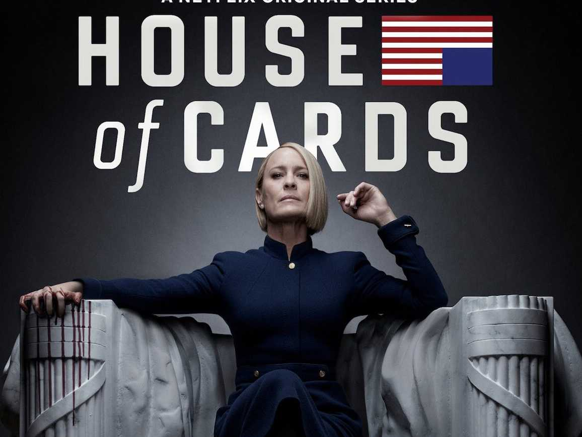 Final Season of 'House of Cards' Gets Air Date