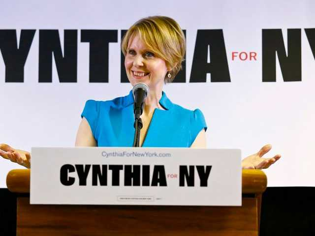 Cynthia Nixon: Invest in Green Jobs, Infrastructure