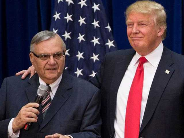 Sheriff Joe Arpaio and Donald Trump: From Bromance to Blowmance