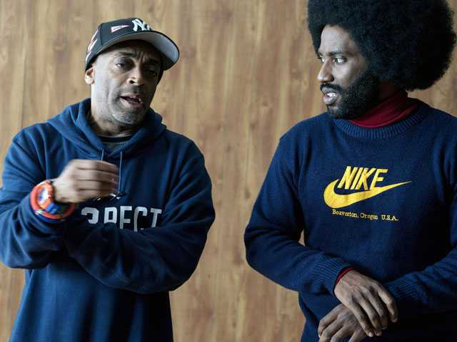 Spike Lee on 'BlacKkKlansman': Don't Call it a Comeback