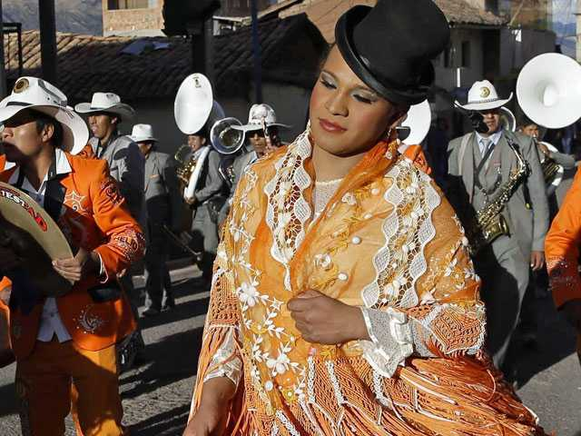 Our Lady of Copacabana Festival Spreads to Peru