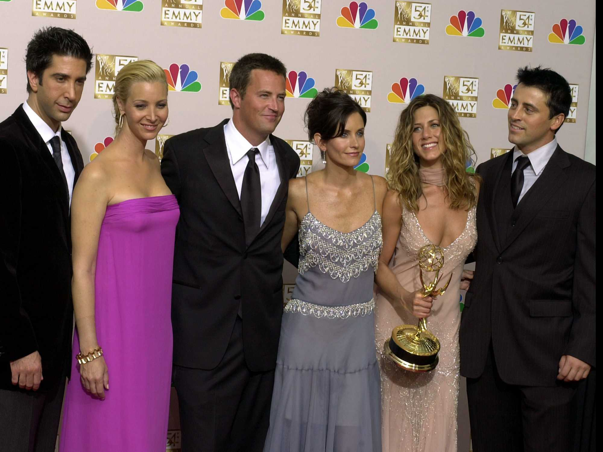 Still there for You: 'Friends' Most-Viewed UK Streaming Show