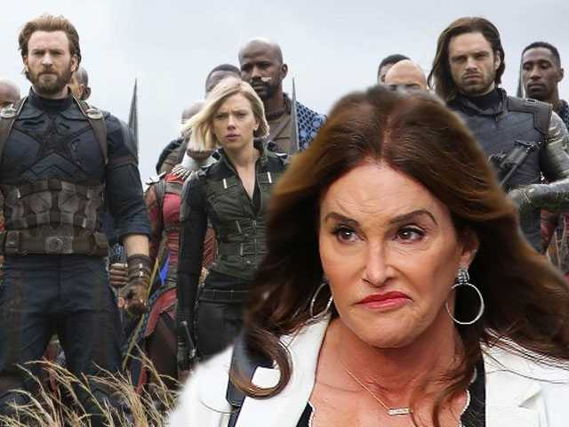 Caitlyn Jenner Says She Wants to Play a Marvel Villainess