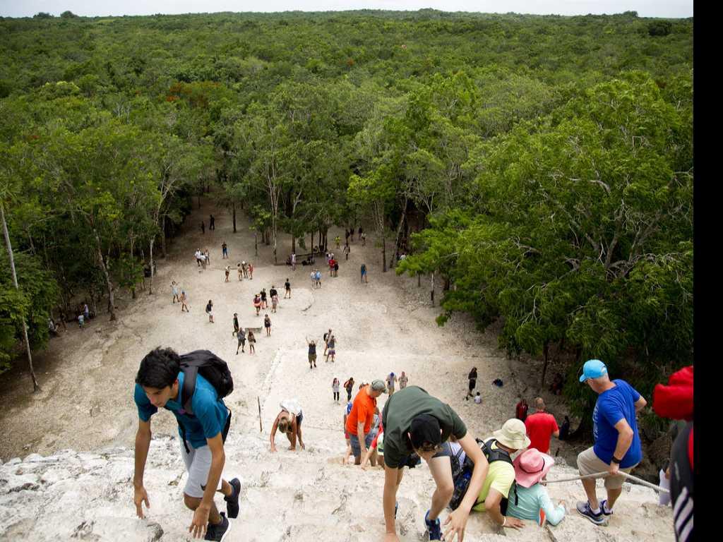 A Cancun-to-Palenque Train?