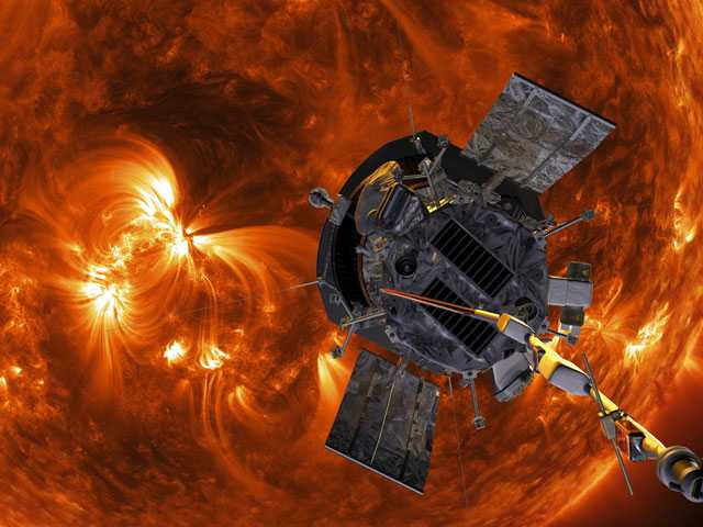 'Touch the Sun': NASA Spacecraft Hurtles Toward Our Star