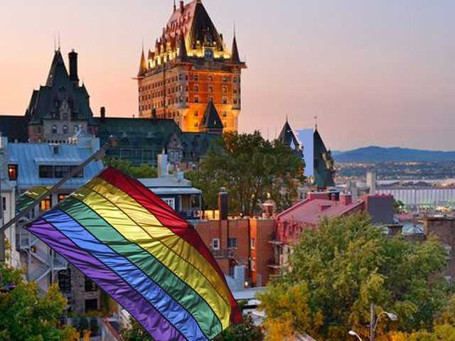 Queer-Friendly Quebec City, C'est Bon!