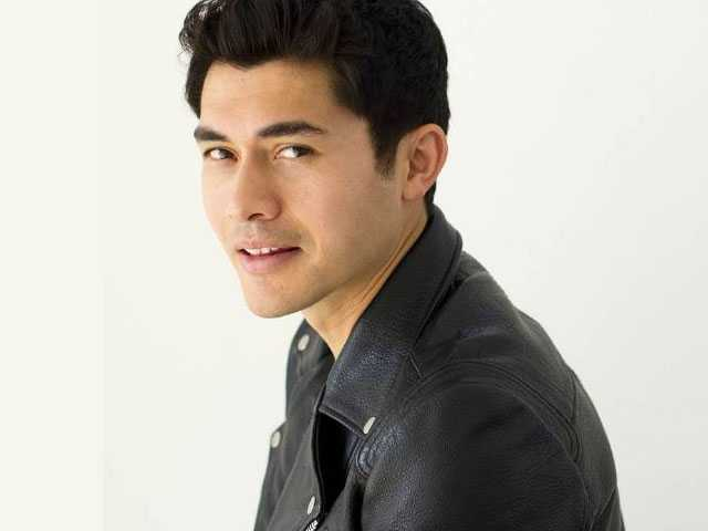 The Wild Ascent of 'Crazy Rich Asians' Star Henry Golding