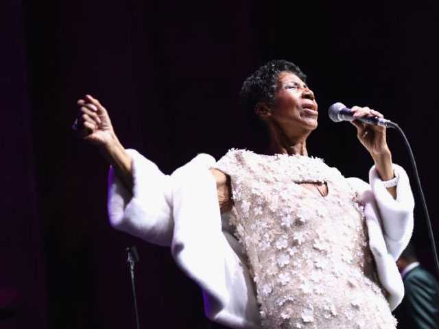 Vigil Held at Detroit Church for Aretha Franklin