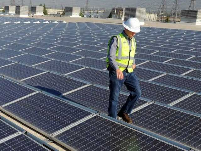China Files WTO Challenge to U.S. Tariffs on Solar Panels