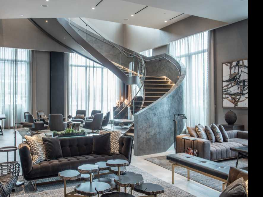 Now Open: Boston's The Row Hotel at Assembly Row