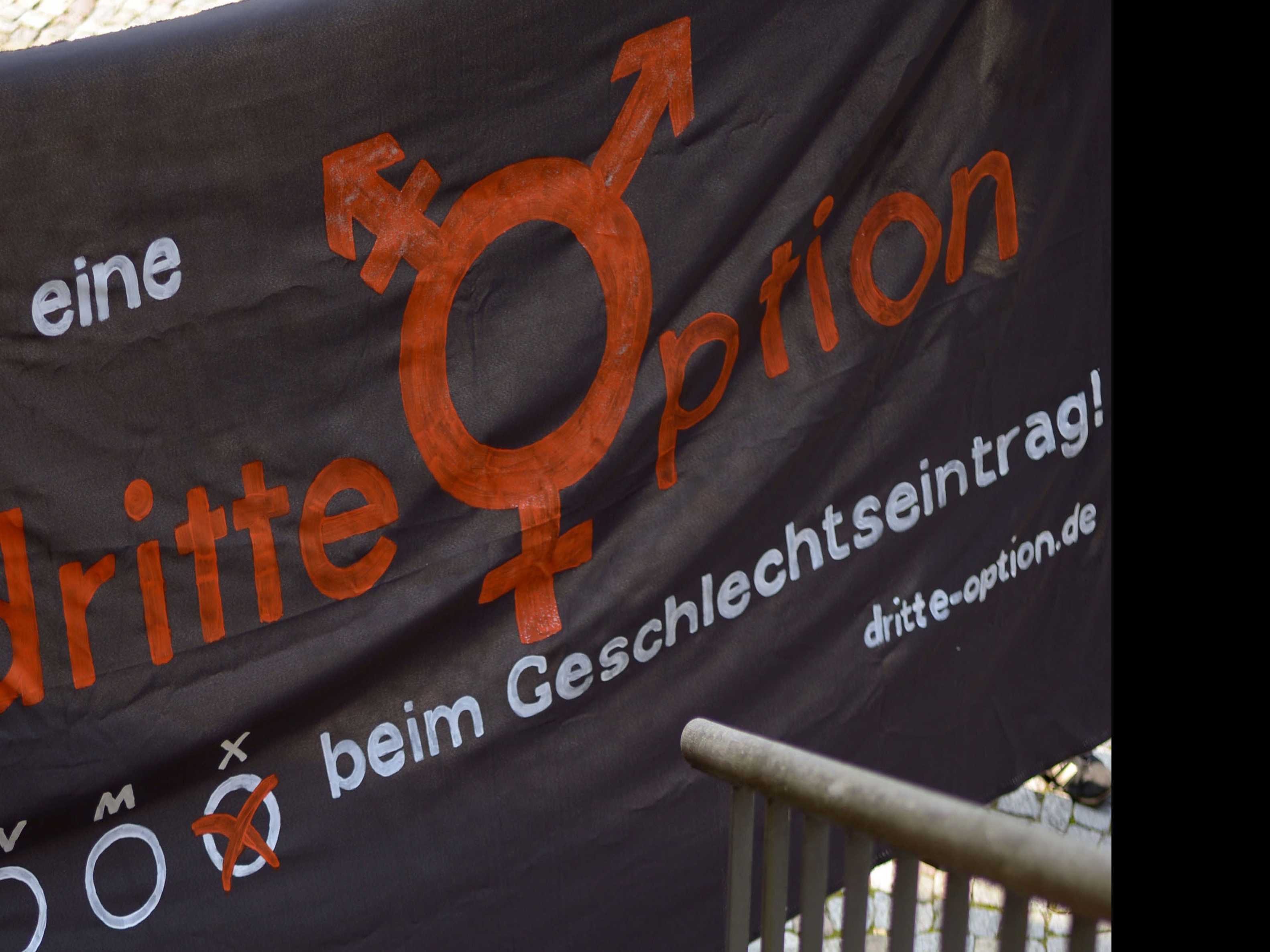 Germany Creates 3rd Gender Identity for Records: 'Diverse'