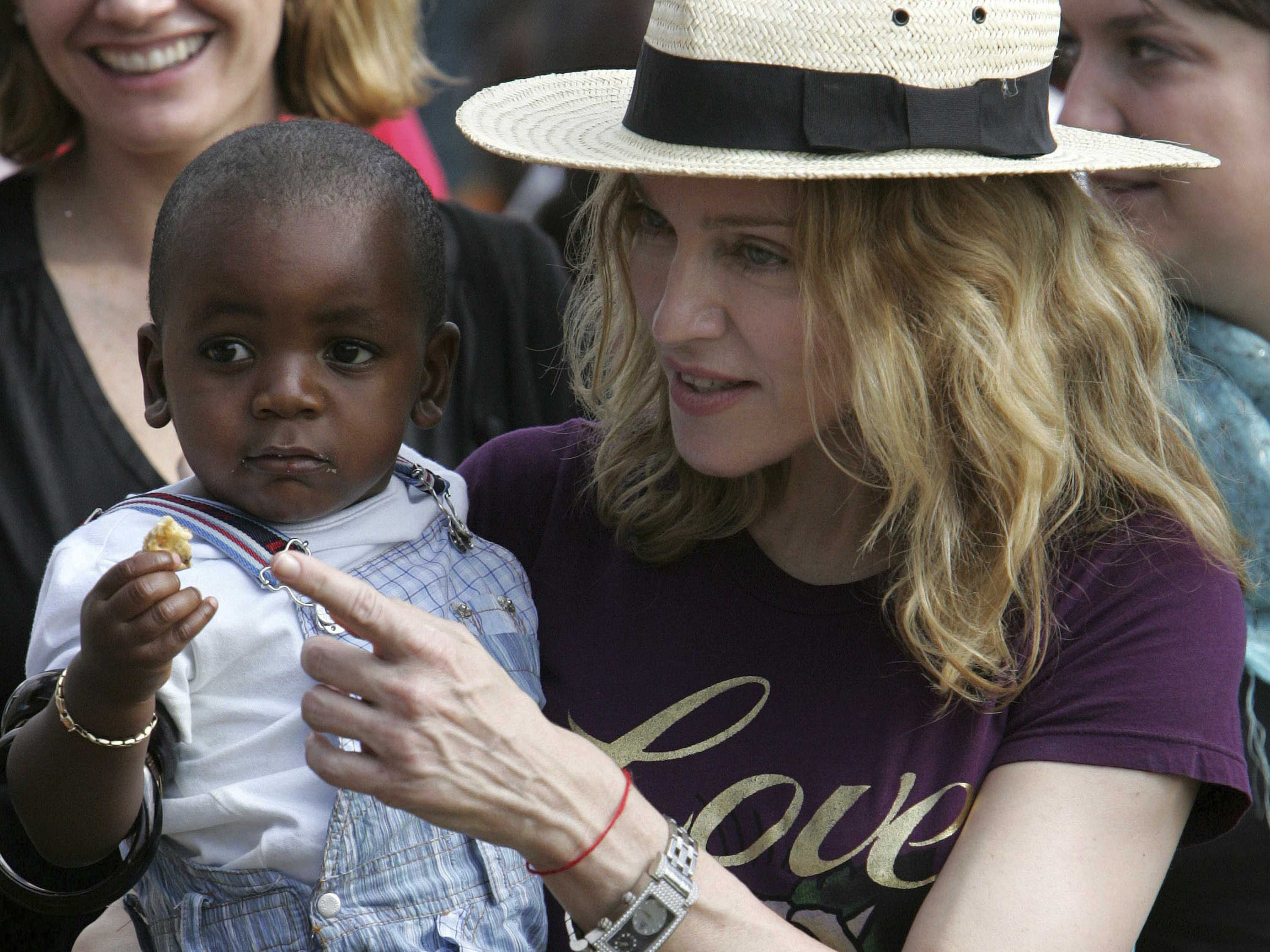 Turning 60, Madonna Looks to Open Soccer Academy