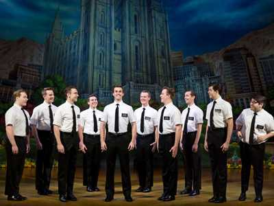 Review :: The Book of Mormon