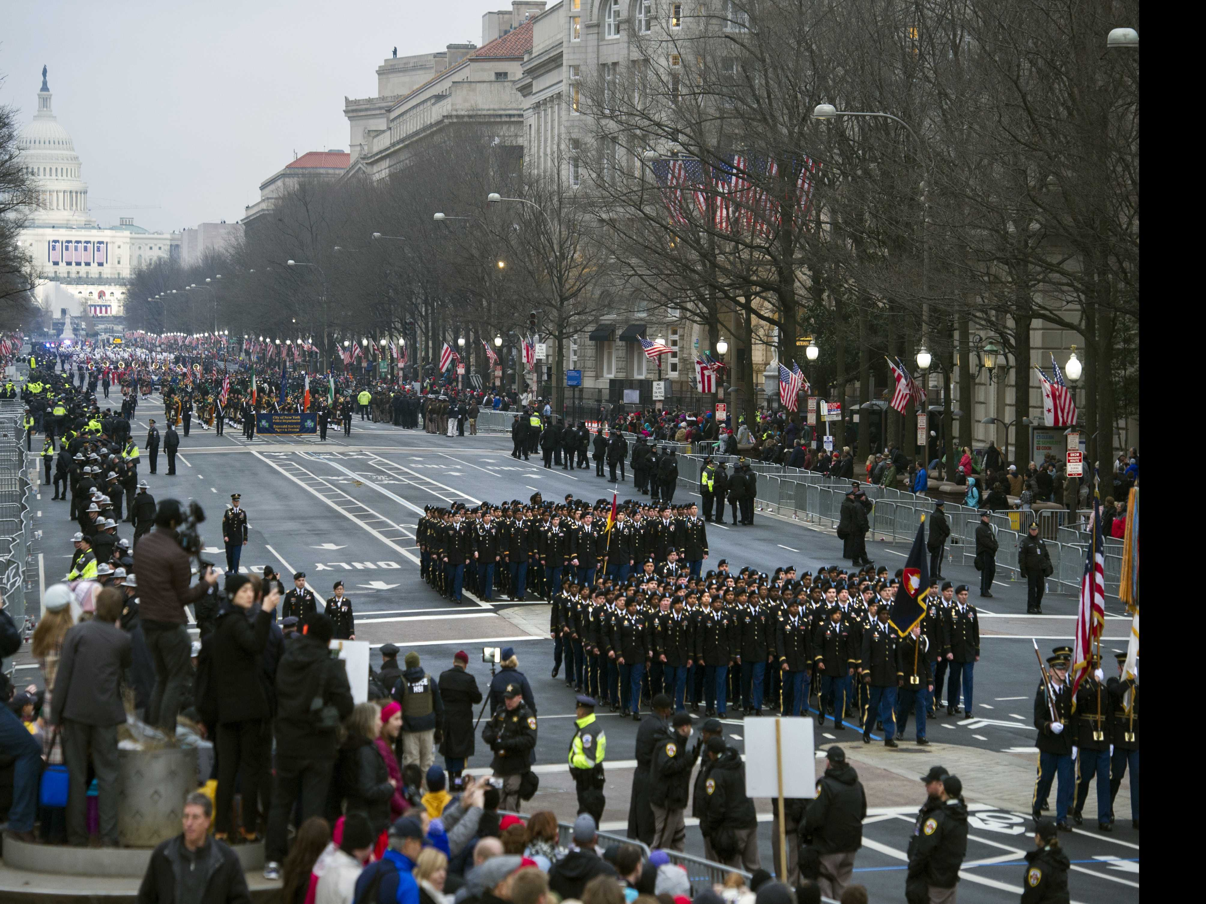 Trump's Military Parade Delayed Until at Least 2019