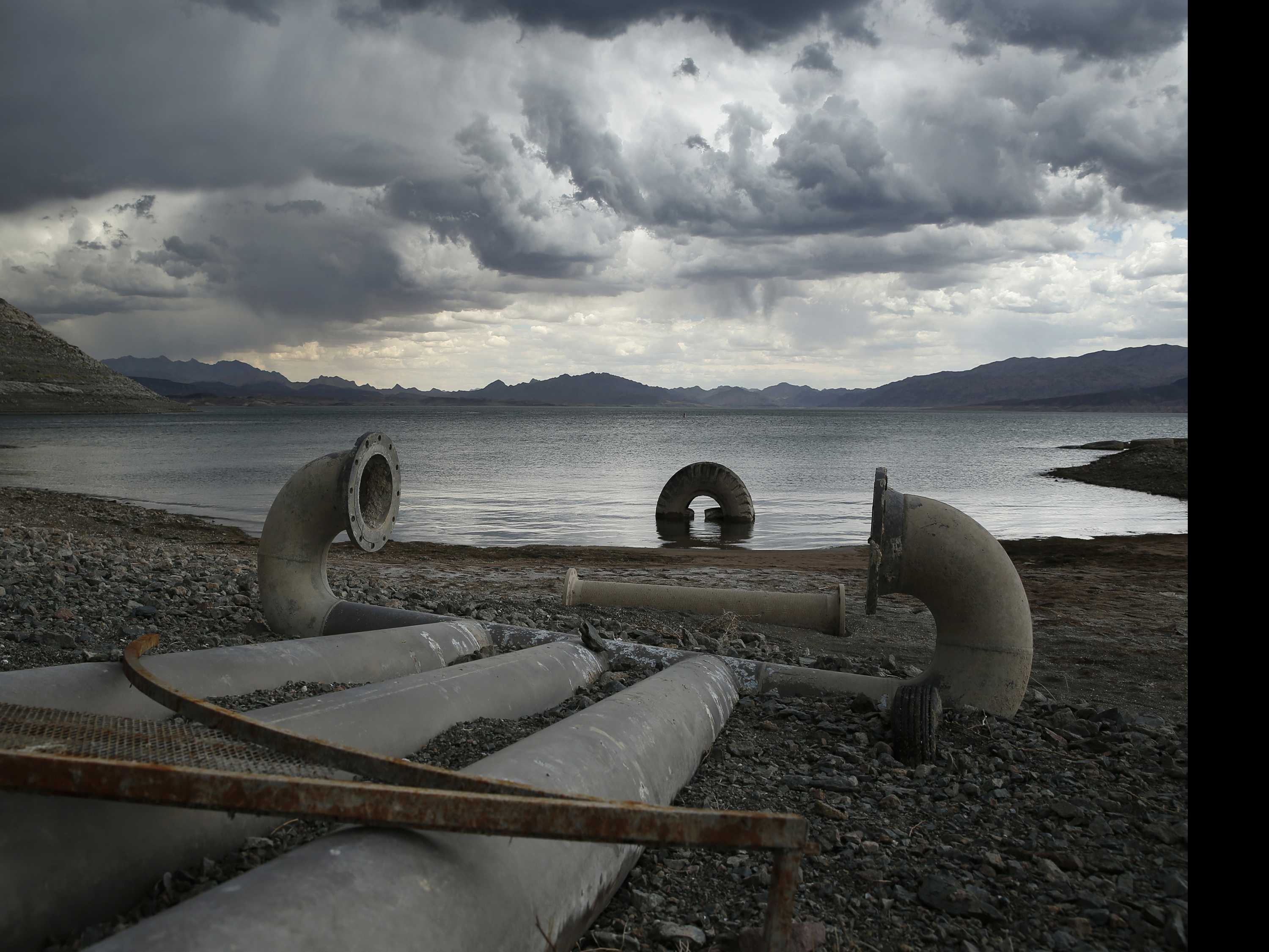Vital U.S. Reservoir OK for Now, but Shortages Are Looming