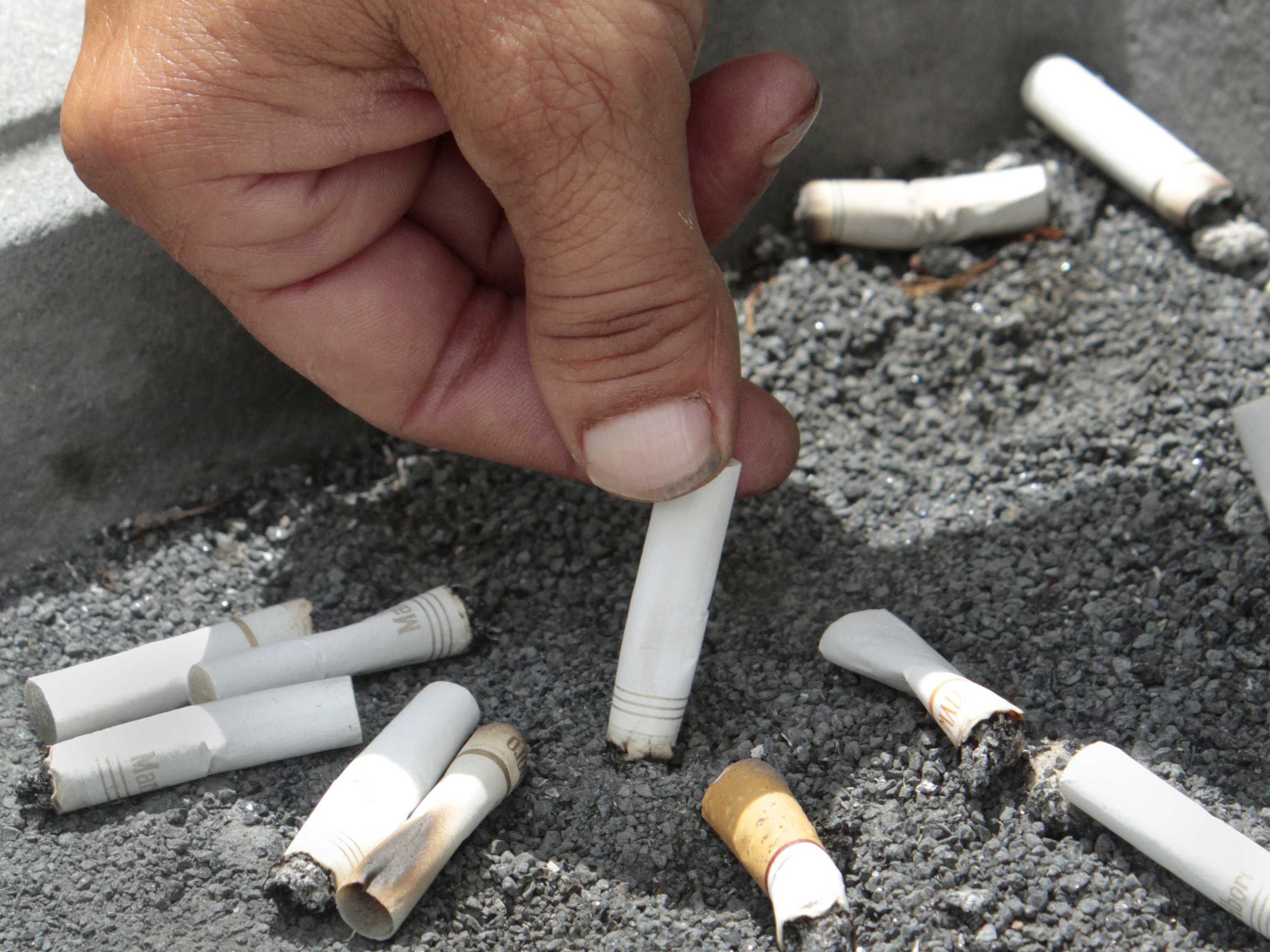 Study: Smokers Better Off Quitting, Even with Weight Gain