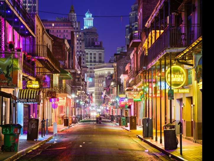 7 Ways to Fall in Love with New Orleans This Fall