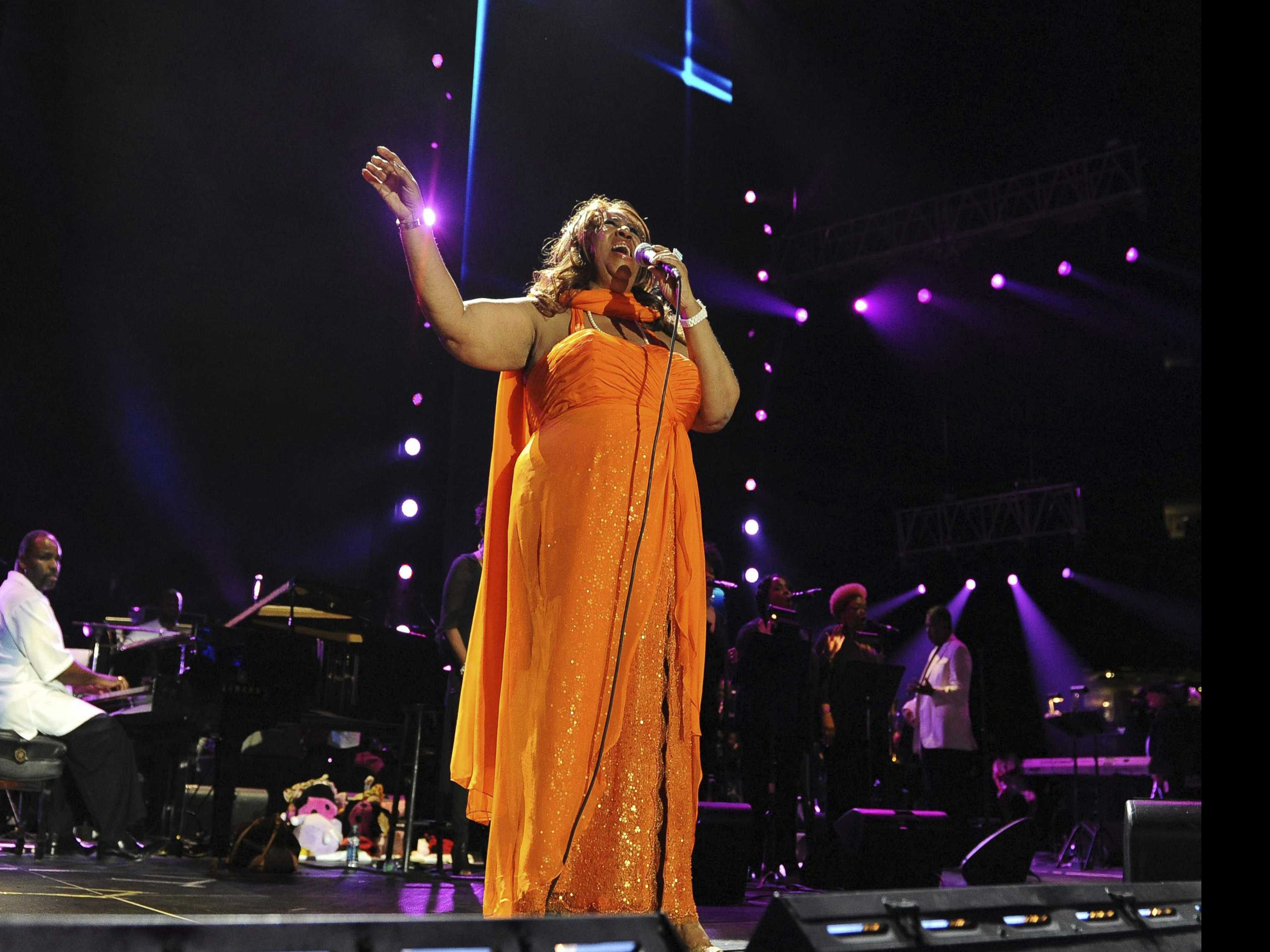 MTV VMAs Working to Craft Tribute for Aretha Franklin