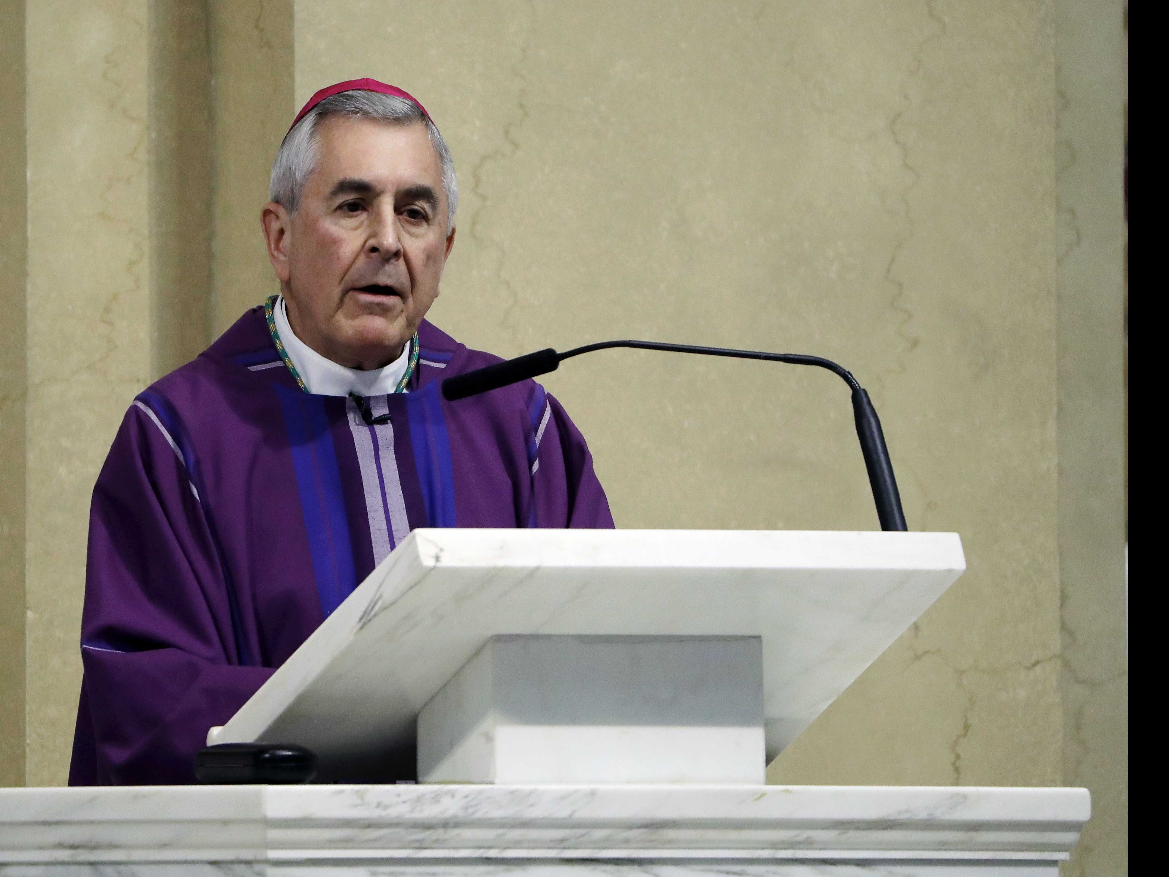 Bishop: I Have 'Profound Remorse' After Sex Abuse Report