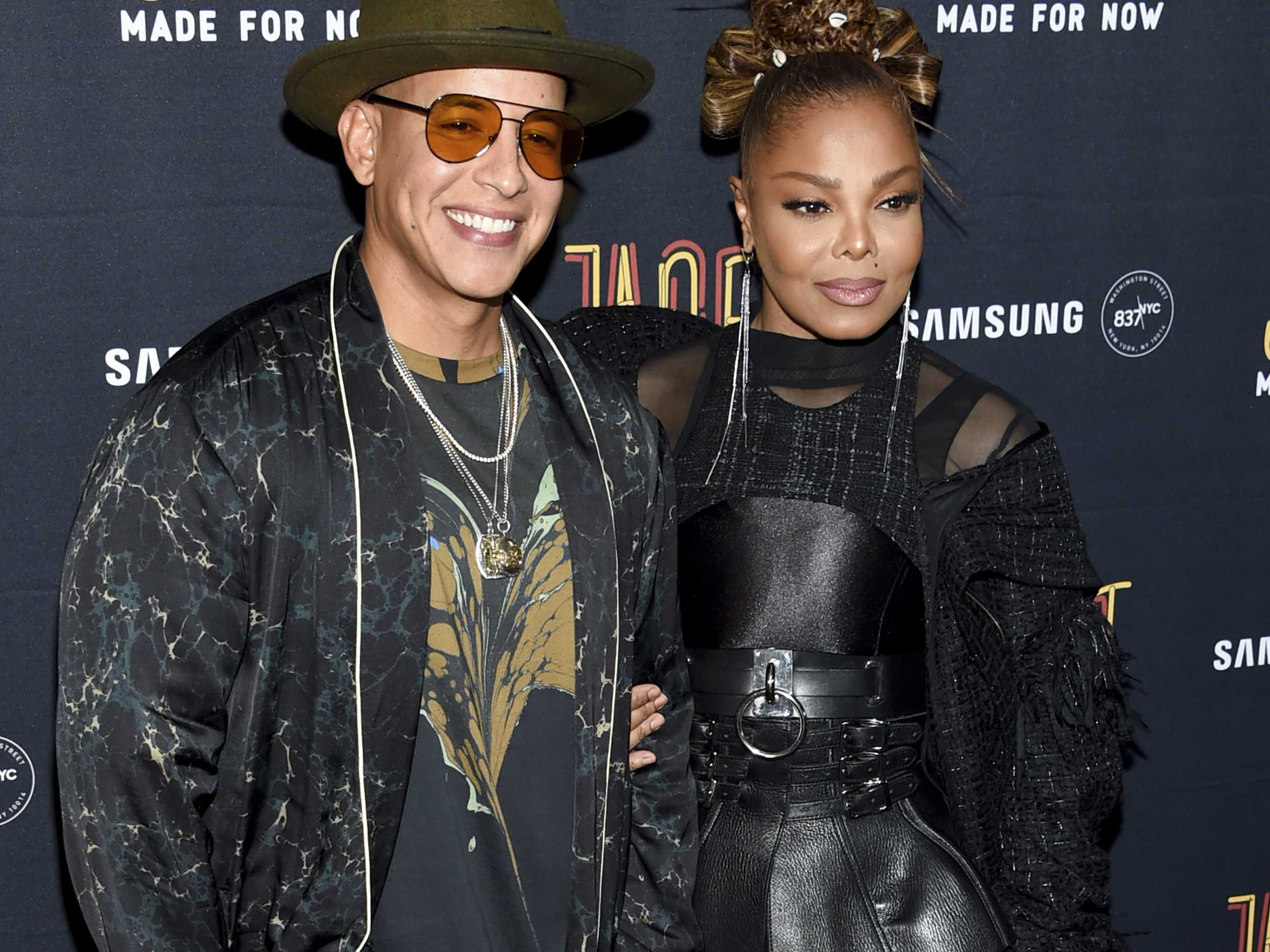 Listen: Janet Jackson, Daddy Yankee Celebrate Release of New Song