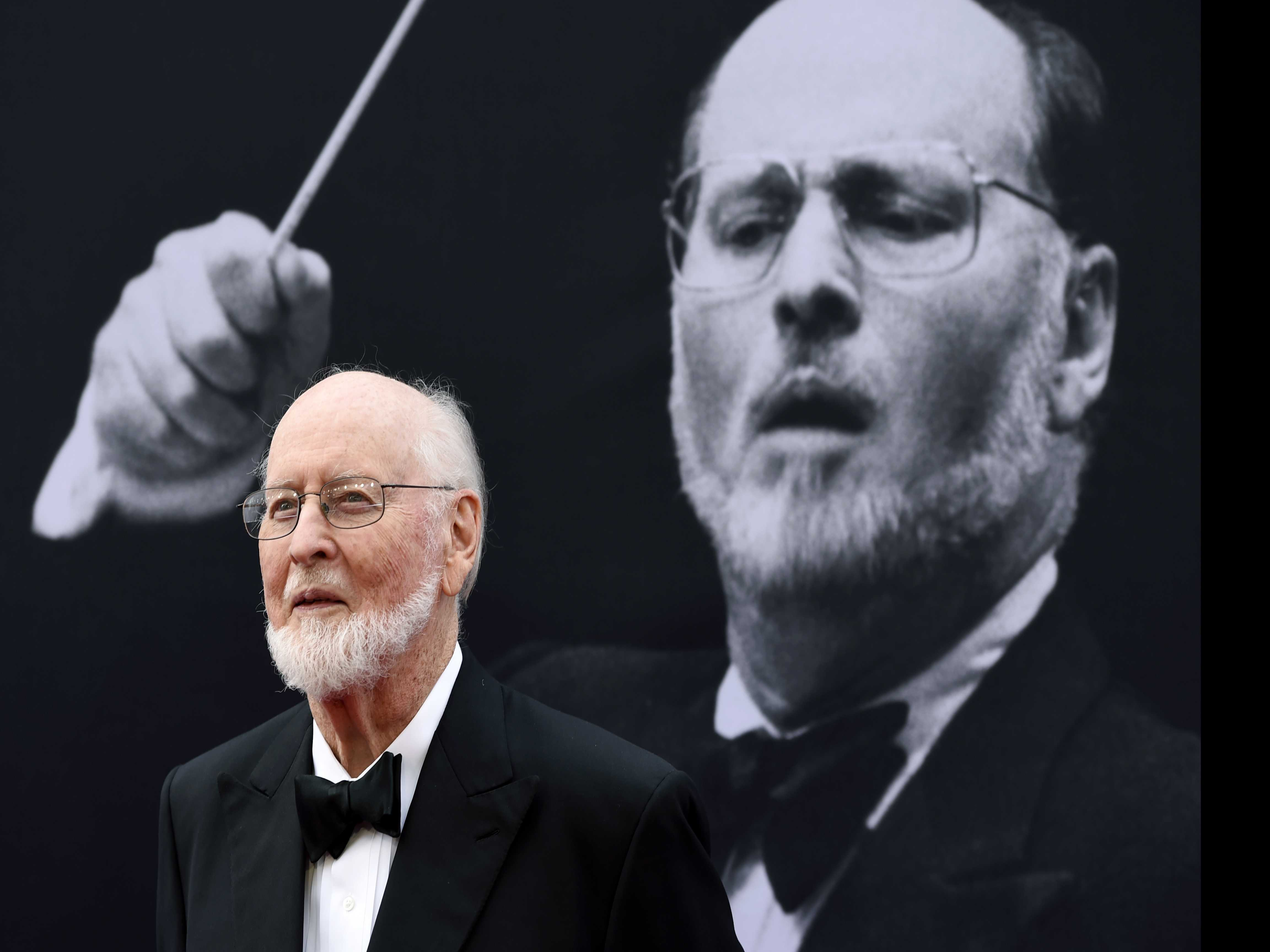 John Williams Composition About Ghost Making World Premiere
