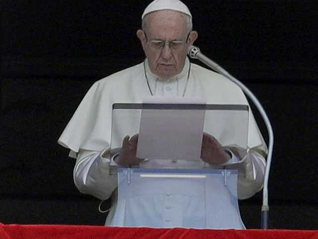 Pope on Sex Abuse: 'We Showed No Care for the Little Ones'