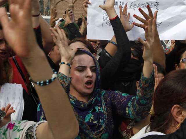Transgender Pakistanis Demand Protection After Killing