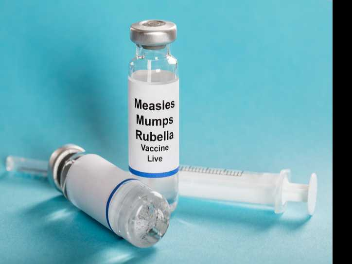 Europe Sees Sharp Rise in Measles with 41,000 Cases