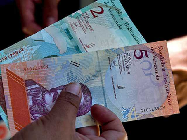 Frustration Rules As Venezuela Unveils New Currency