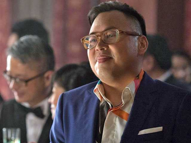 Nico Santos Talks 'Crazy Rich Asians'