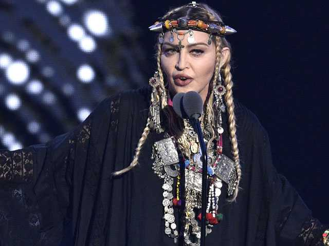 Madonna Says She Didn't Intend to Do Tribute to Aretha Franklin