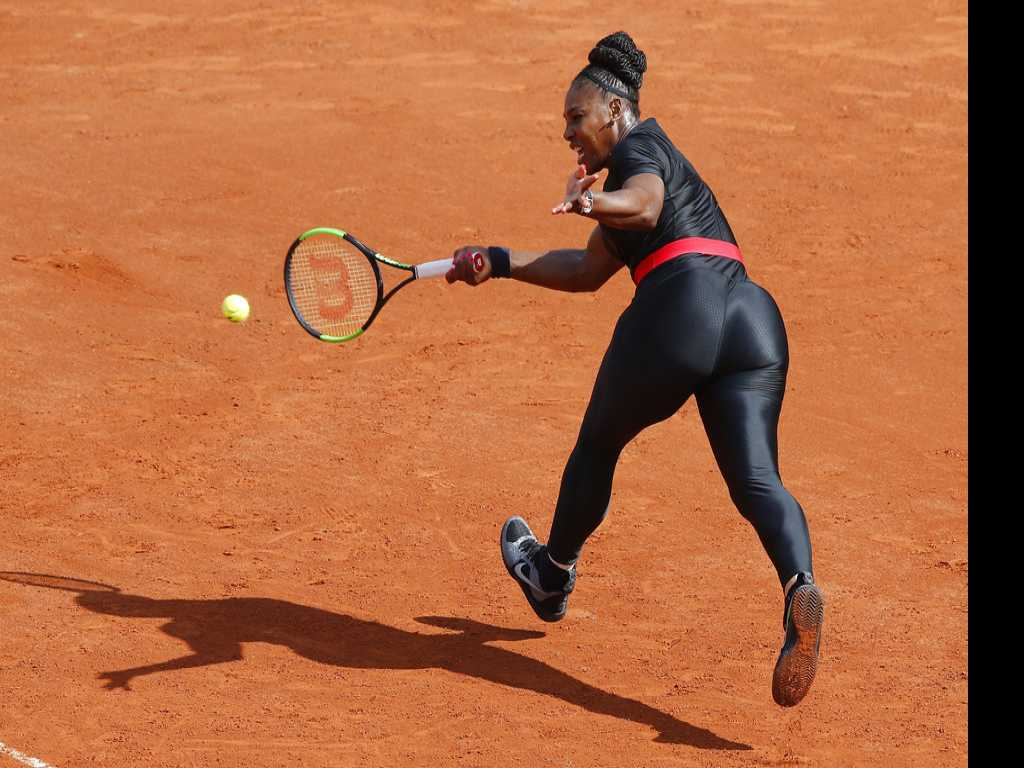 French Open Says No to Serena's Black Catsuit